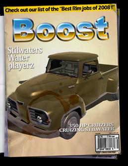 Betsy - Chop Shop magazine