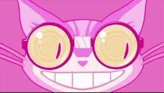 Genki pink face