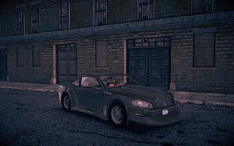 Torch - front right at night in Saints Row IV