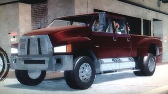 Compensator - front left with lights in Saints Row 2