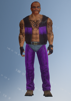 Gang Customization - Biker 2 - Arthur - in Saints Row IV