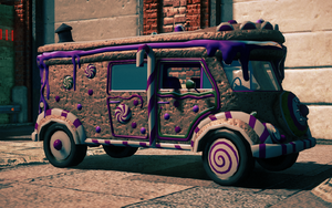 Half Baked - front right in Saints Row IV