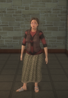 Hippie female - white - character model in Saints Row 2