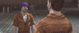 Jailbreak - Catching Up cutscene - Carlos and Playa