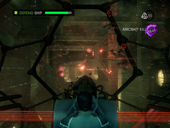 Matt's Back - Defend Ship objective with Aircraft Kill