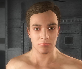 Playa Saints Row 2 default Caucasian Male