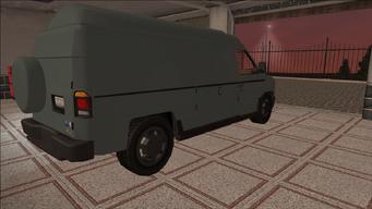 Saints Row variants - NRG V8 - standard - rear right