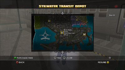 Stilwater Transit - Barrio Station