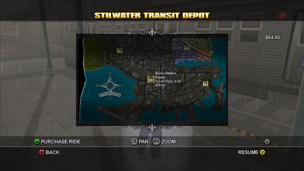 Stilwater Transit - Barrio Station