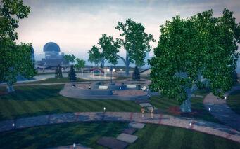 Stilwater University - park