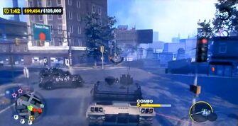 Tank Mayhem - SWAT Lockdown