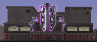 Tee'N'Ay - main exterior in Saints Row