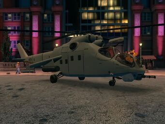 Vulture - NG variant - front right in Saints Row The Third
