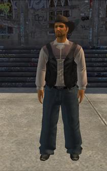 Cowboy - hispanic-vest - character model in Saints Row