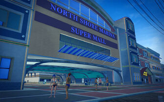 Stilwater Boardwalk - North Shore Marina Super Mall