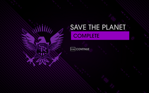 ETD Save the Planet complete