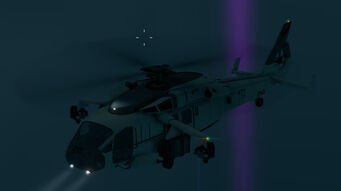 Eagle - Ultimate variant in flight in Saints Row The Third