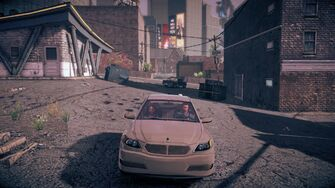Eiswolf - front in Saints Row IV