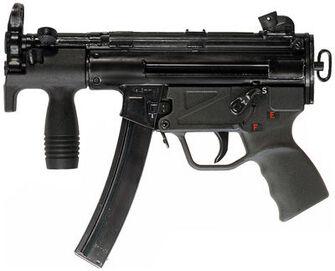 SKR-9 Threat - real MP5K