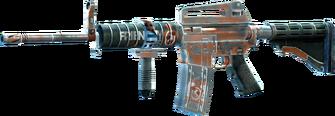 SRIV Rifles - Automatic Rifle - Shokolov AR - Friendly Fire