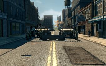 SRTT Roadblock - STAG level 4 - small