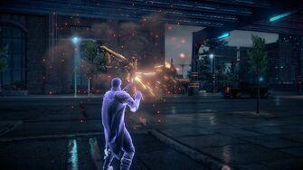 Telekinesis - Explosive