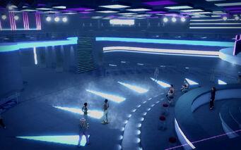 Club Koi - dance floor