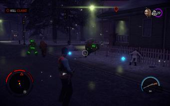 Miracle on 3rd Street - Kill Clawz objective