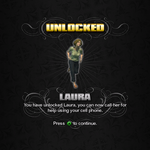 Saints Row unlockable - Homies - Laura