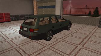 Saints Row variants - Komodo - Standard - rear right