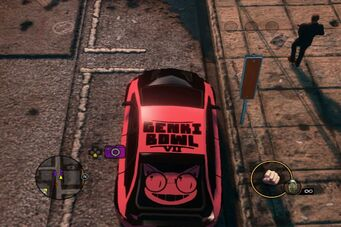 Solar - Genki variant - top rear in Saints Row The Third