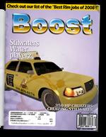 Taxi - Chop Shop magazine