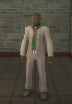 The General - character model in Saints Row 2