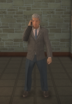 Business male - business male cell preset - character model in Saints Row 2