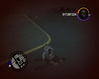 Busted in Saints Row 2