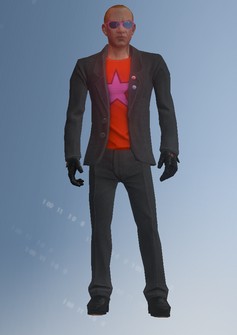 Morningstar - PeteSR3 - character model in Saints Row IV
