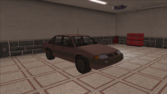 Saints Row variants - Capshaw - Beater - front right