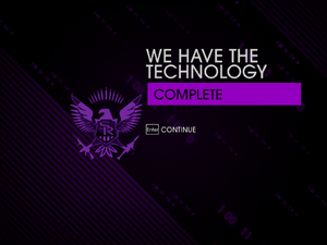 We have the Technology - complete
