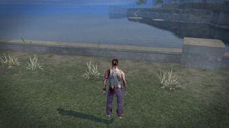 Zombie Carlos Back