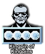 SR2 MP badge12 Kingpin of Kingpins