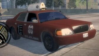 Taxi - front right in Saints Row 2