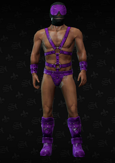Gang Customization - Gimp 3 - Ralph - in Saints Row The Third