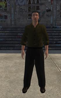 Highincome - WRsuburbsJewelryStore - character model in Saints Row
