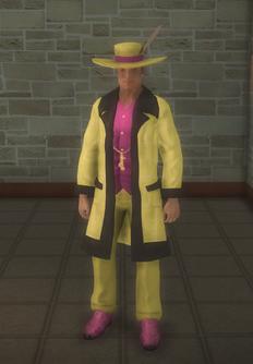 Pimp - hispanic2 - character model in Saints Row 2