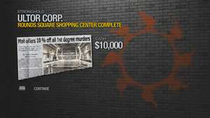 Rounds Square Shopping Center - complete 10000 cash