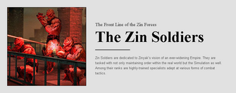 Saints Row website - People - The Zin - The Zin Soldiers