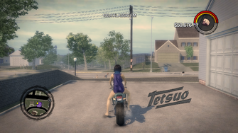 Tetsuo - rear in Saints Row 2