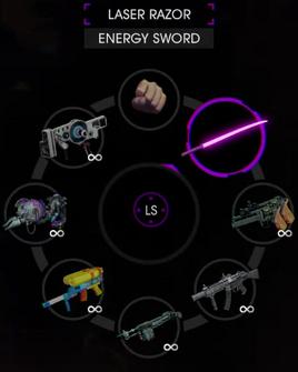 Laser Razor - Gamespot gameplay video