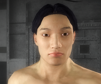 Playa Saints Row 2 default Asian Male