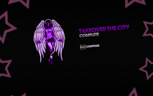 Takeover The City complete - default image